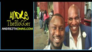 Comedian Don DC Curry Interview w/Entertainment Blogger AndreJThomas