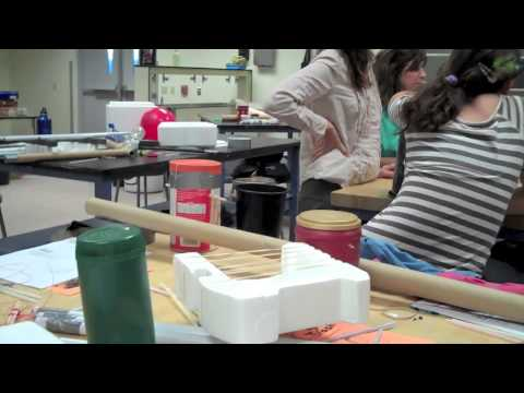 Building Musical Instruments from Recycled Materials - a PD Workshop by John Bertles/Bash the Trash