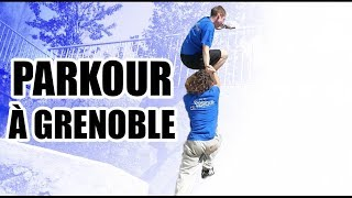 PARKOUR à GRENOBLE - Ecole de Parkour