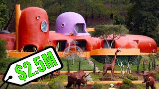 WEIRD & CRAZY Homes People ACTUALLY Bought