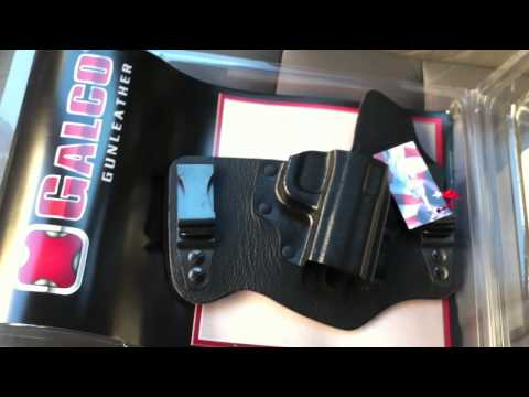 Galco King Tuk IWB Holster Review
