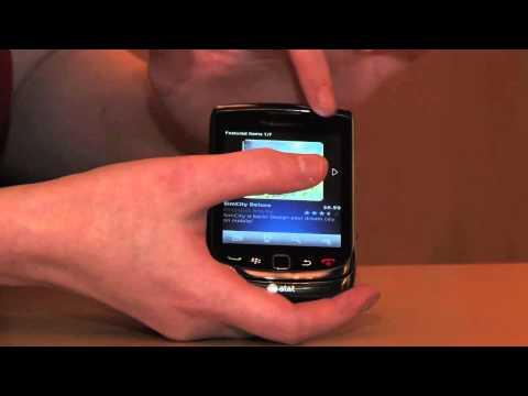 Blackberry Torch Demo