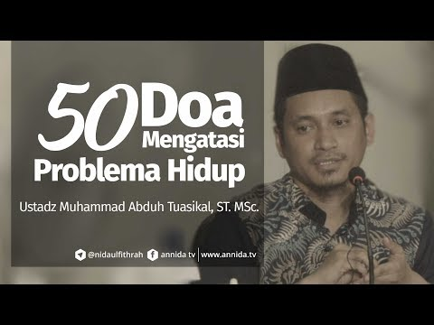 50 Doa Mengatasi Problem Hidup
