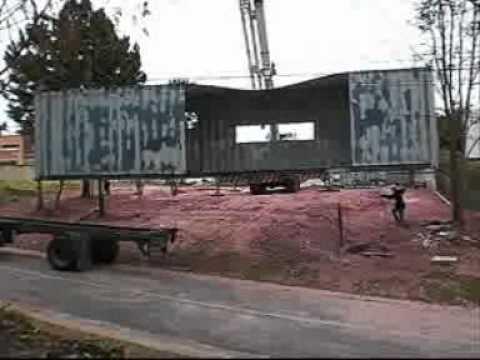 Casas de container precios