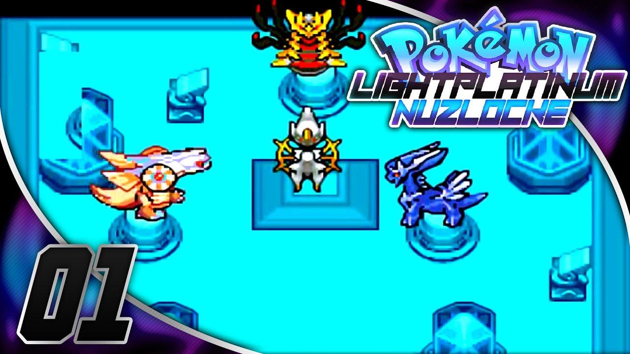 Pok mon light platinum nuzlocke episode 1 legendary start youtube - Pokemon platine legendaire ...