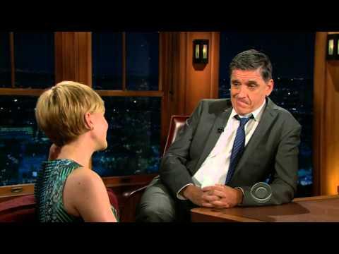 Craig Ferguson entrevista a Carey Mulligan (18/10/2011) SUBTITULADA