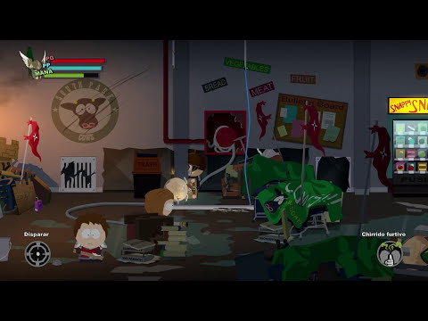 SOUTH PARK THE STICK OF TRUTH: EL HOMBRE MAS PESADO DEL MUNDO #11