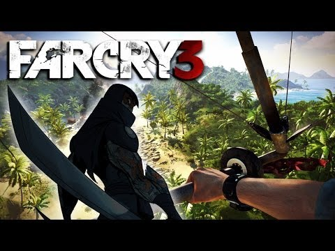 STILL THE BEST NINJA!! | Far Cry 3 Funny Moments