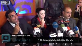 مصر العربية | محامى صافيناز يكشف حقيقة سؤال الابراشي عن