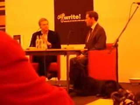 David Blunkett - AyeWrite - Glasgow 2007 - 1 of 2