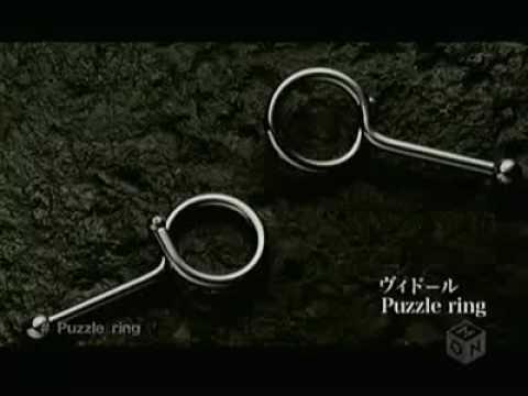 Vidoll - Puzzle Ring