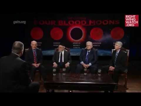 Christian Astronomer Puts Down Blood Moons