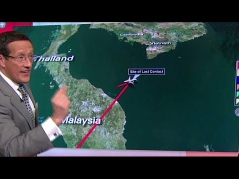Report: 4-hour gap before MH370 search began