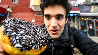 Living Cheap in NYC - Dollar Dessert Challenge!