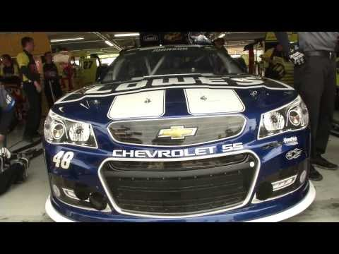 NSCS GarageCam Replay | Hollywood Casino 400, Kansas Speedway (2013)