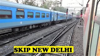 WAP7 Indian Railways Biggest Skip New Delhi Ignored