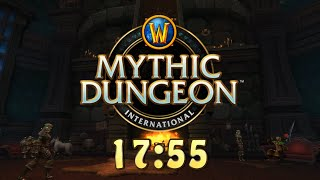 Waycrest Manor (+19) | MDI Fastest Dungeon Run | Method EU