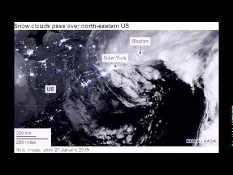 US snow: National Weather Service admits forecast error
