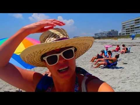   Cocoa Beach Florida 18  2013  (hd 1080) video