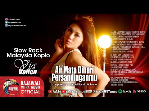 Via Vallen - Air Mata Dihari Persandinganmu - Official Music Video