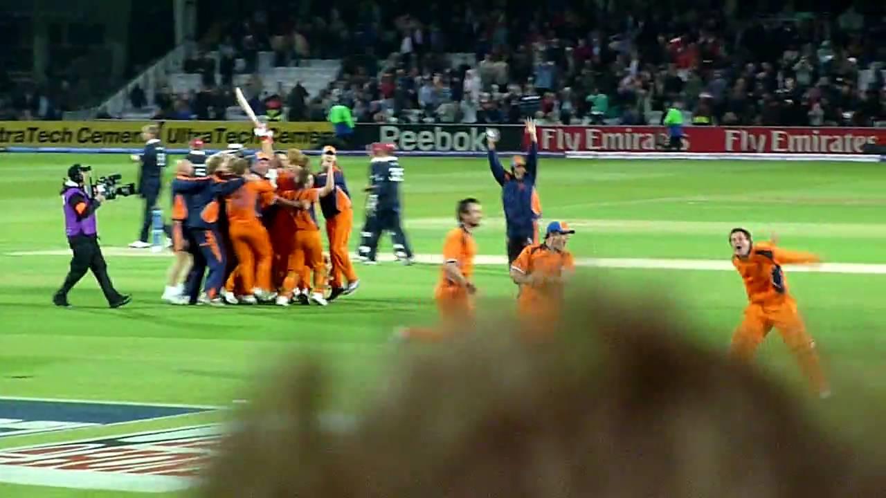 England v netherlands 20 20 cricket world cup final ball youtube