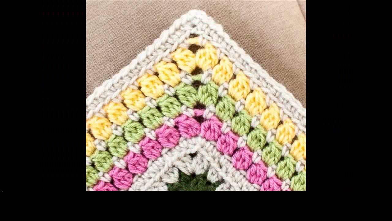 easy crochet edging ideas - YouTube