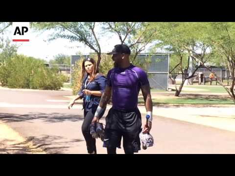 Rockies SS Jose Reyes Is Ready To Get Back To Baseball
