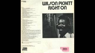 Watch Wilson Pickett Sweet Inspiration video