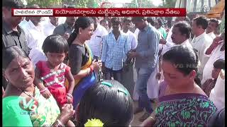 Political Leaders Election Campaign In Districts Of Telangana Ahead Of Assembly Polls
