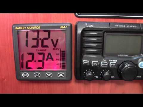 Pannelli fotovoltaici e Battery Monitor NASA BM-1
