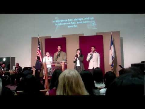 Loma Linda Spanish Church. lord, You Are Good. video