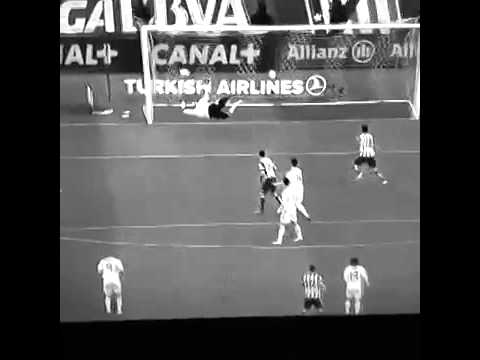 Gabriel Fernández Fantastic Goal ~ Atlético de Madrid vs Real Madrid 2 1 02 03 2014 HD