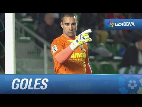 Goles argentinos en España