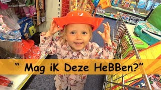 SPEELGOED SHOPPEN | Bellinga Family Vlog #700