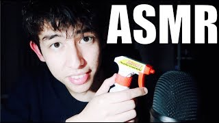 ASMR powerful triggers for sleep