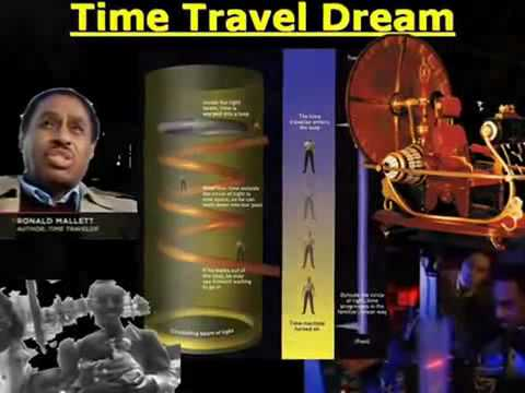 Illusions of space dimensions and time travel for Dimensions of space and time