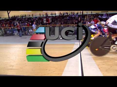 Women's Omnium - Elimination Race - 2015 UCI Track Cycling World Championships