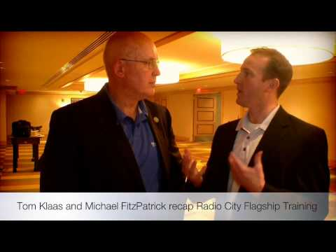 Tom Klaas & Michael FitzPatrick recap Radio City Flagship Training