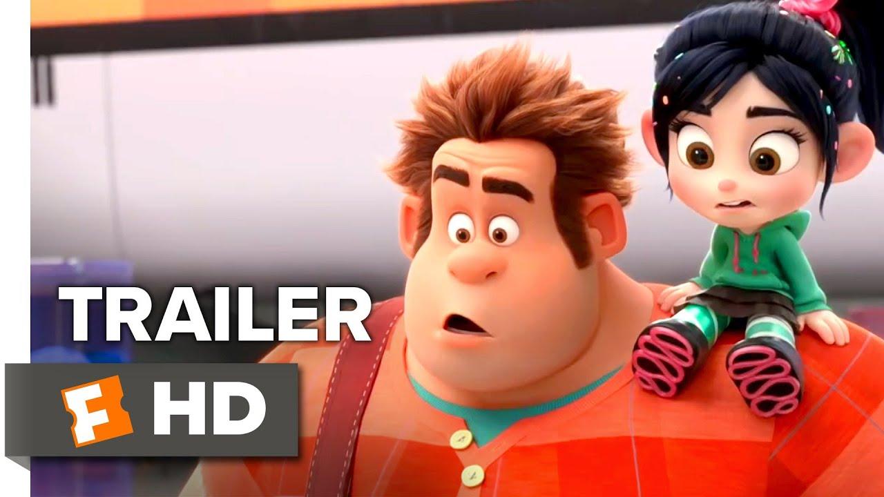 Ralph Breaks the Internet  International Trailer (2018) | Movieclips Trailers