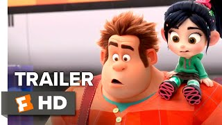 Ralph Breaks the Internet  International Trailer (2018) | Movieclips Trailers
