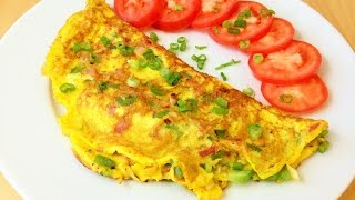 Easy Western Omelette