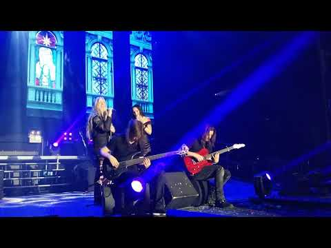 Marco Hietala & Tarja Turunen - Ave Maria, Live