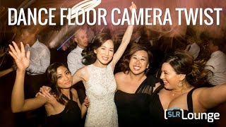 Dance Floor Camera Twist | Minute Photography