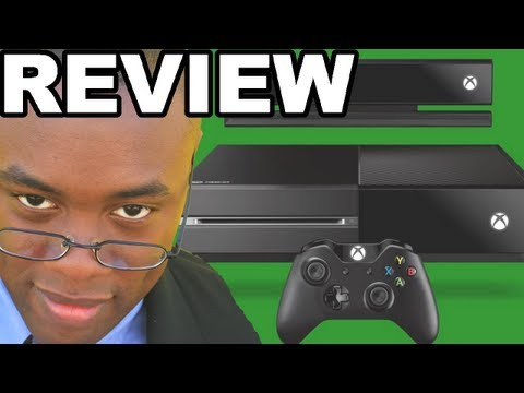 XBOX ONE REVEAL REVIEW - Black Nerd Reviews