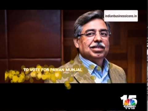 Indian Business Icons 2015: Pawan Munjal, Vice Chairman, CEO and Managing Director, Hero Motocorp
