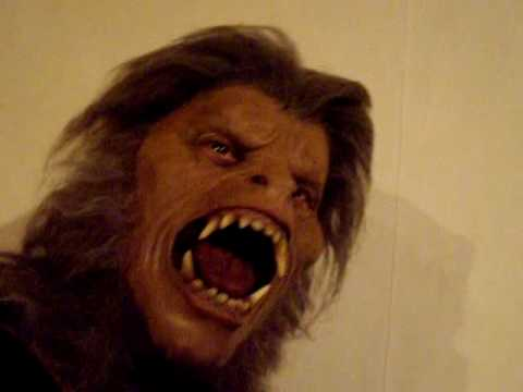 an american werewolf in london replica mask