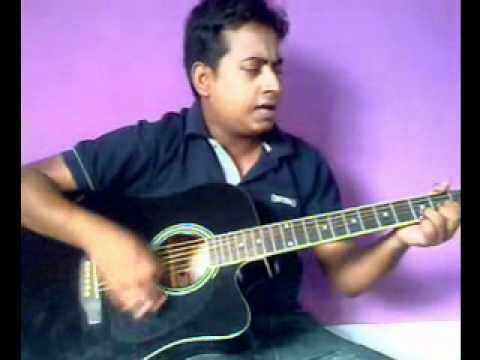 Pee lun by Vikash on guitar