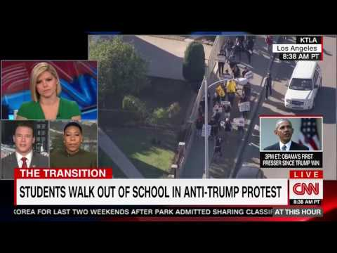 Symone Sanders on White Trump Supporter Beaten by Mob: 'Poor White People'