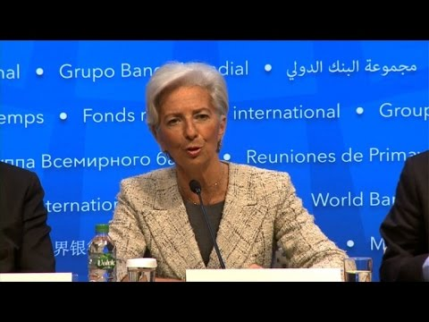 IMF chief says Brexit is worrisome risk for global economy