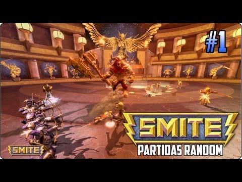 SMITE   Partida Random 01: Noobeando con Ra, el pollo gigante [Joust 3vs3]